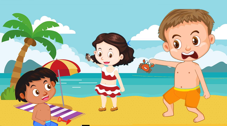 I Like Summer Song | I Like Vitamin Sea | Bài Hát Thiếu Nhi | Em Yêu Mùa Hè  – BINGO AND FRIENDS